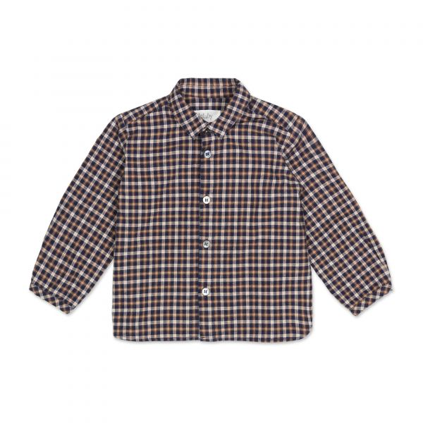 LALABY - ARTHUR SHIRT CHECKED FLANNEL