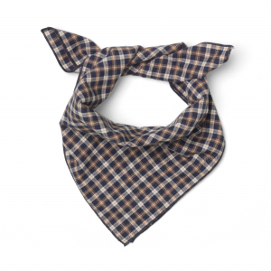 LALABY - EDDIE SCARF CHECKED FLANNEL
