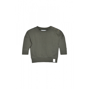 I DIG DENIM - BLAKE SWEATER DARK GREEN