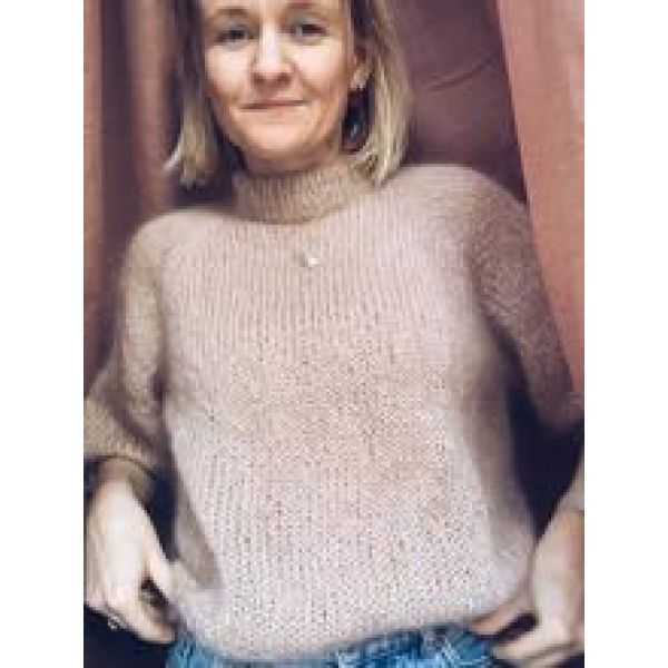Madeleine Sweater (Papirutgave)