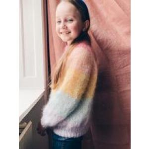 Madeline Sweater x Mohair Junior (Papirutgave)