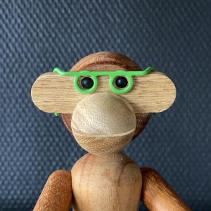 Kjærbak Briller Grønn