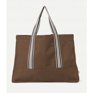 Striped Weekend Bag - Ferm Living