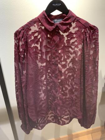 Reese Jacquard Shirt