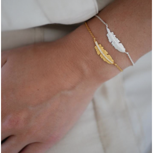 Bracelet, Fira - Gold-plated