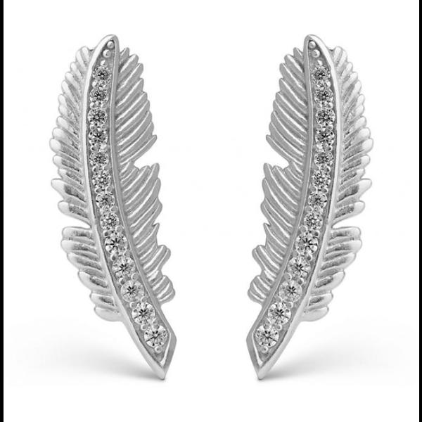 Earring, Fira - Silver