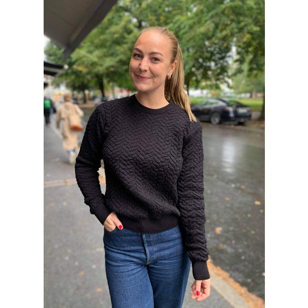 Tilde genser svart