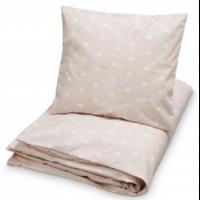 Junior sengetøy Swan fra CamCam
