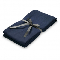 Swaddle blanket - Navy
