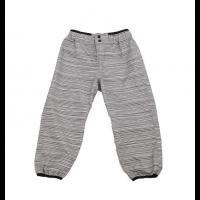 Regnbukser/allværsbukser, 2 in 1 - Grey og Nude