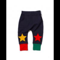 Navy Star Jogger - Little Green Radicals - Fairtraide