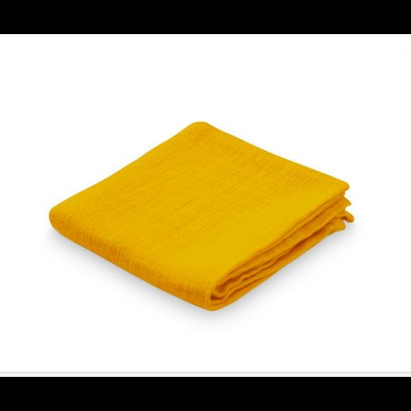 Muslin Klut - mustard