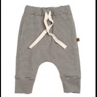 Organic drawstring Pants - Stripe