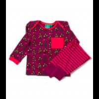 Lekesett (genser og bukse) i nydelige farger  - Little Green Radicals