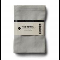 2PK Kjøkkenhåndkle (TeaTowel) i GOTS-sertifisert bomull - Stone