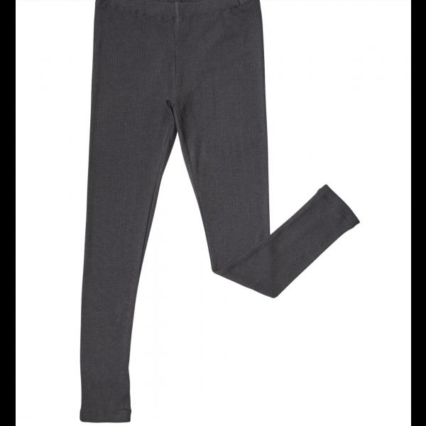 Basic Leggings - Grå