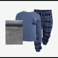 Tufte Kids Pyjamas - blå