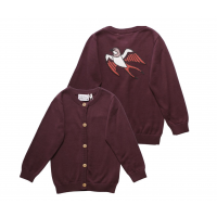 Bird Knit Cardigan -fra Fred`S World by Green Cotton