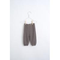Ullbukser Loose Pants stripes BABY - Lilli & Leopold