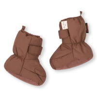Baby snow boots, mocca