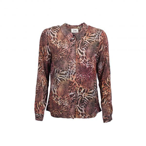 Rebitta winter rose Shirt