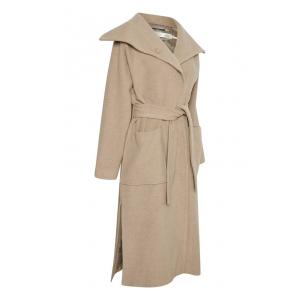 Lauda Slit Coat