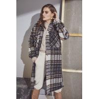 Cocouture Kelly Long Wool Jacket