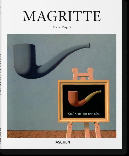 Margritte - Basic Art Series