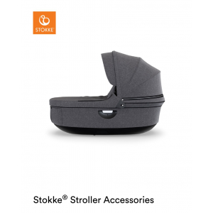 STOKKE® - BAG TIL TRAILZ™ BLACK MELANGE