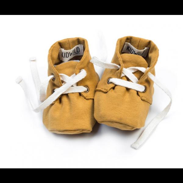 Baby Booties - KidWild (onesize) - Oker