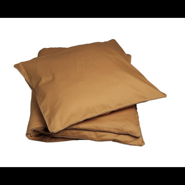 Sengetøy oker - Fabelab (Voksen/normal størrelse)