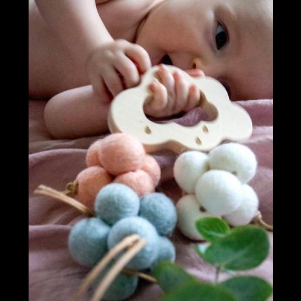 Baby Cloud - Rosa
