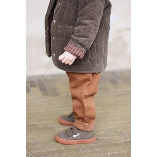 Adine pants - Walnut