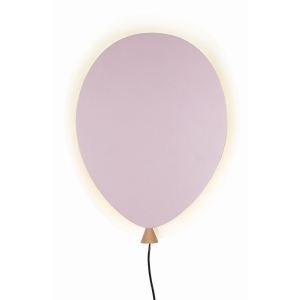 Globen Lampe - Ballong Rosa