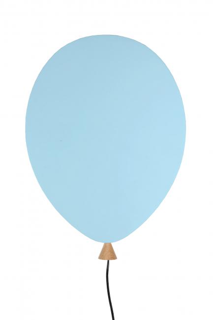 Globen Lampe - Ballong Blå