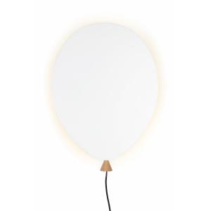 Globen Lampe - Ballong Hvit