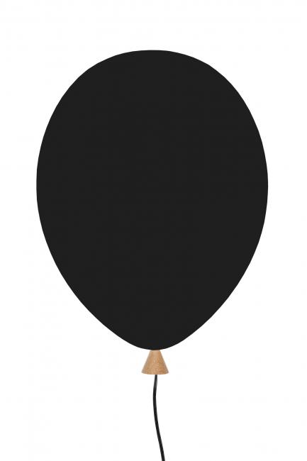 Globen Lampe - Ballong Sort