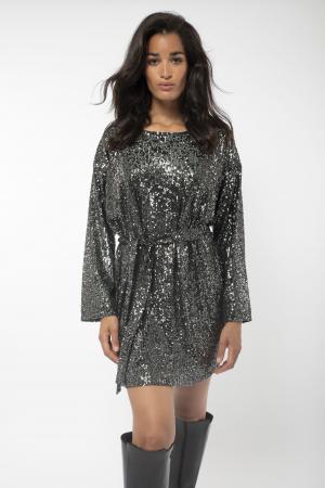 Cora Sequin Dress