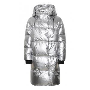 Hill Silver Coat