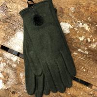 Nubergvon green gloves 7520434