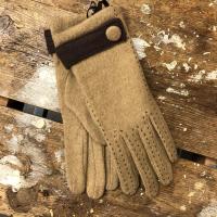 Nubergvon beige gloves 7520434