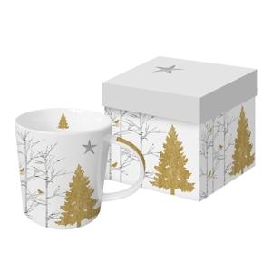 Kopp Mystic Tree hvit 0,35 l
