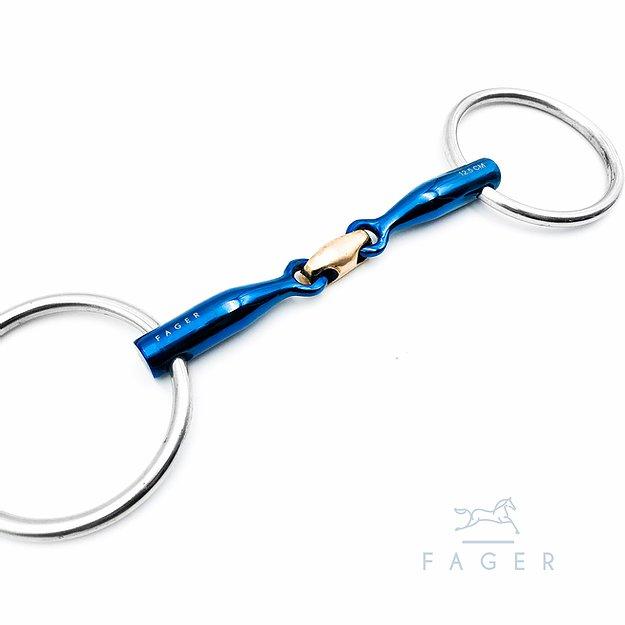 Oscar Titanium Loose rings