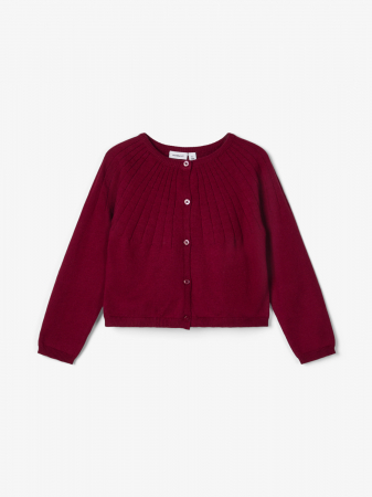Ruta strikket cardigan Kids