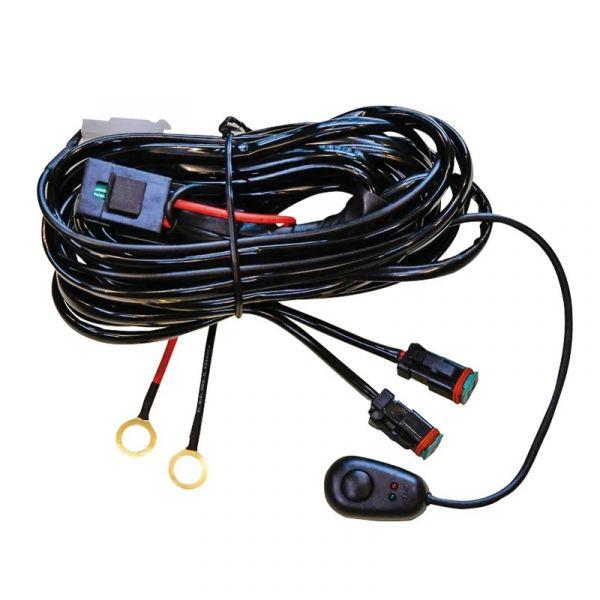 Strands Kabelsett 2 stk DT kontakter