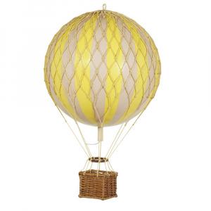 Luftballong - Gul Liten