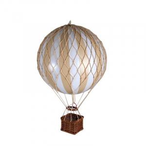 Luftballong - Hvit Liten