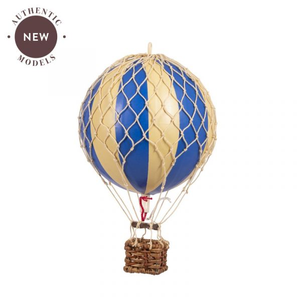 Luftballong - Blå Medium