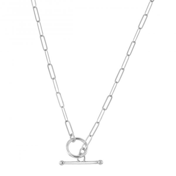 Hasla Elements Utopian Universe halskjede, sølv