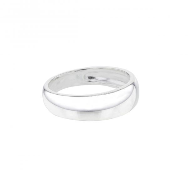 Hasla Elements Classical Perspective ring, sølv